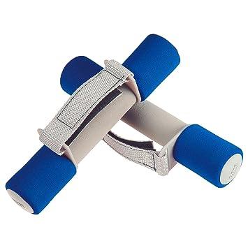 Pesas de gimnasia pesas mancuernas pesas aerobic programas de ejecución de pesas para correr, par: Amazon.es: Deportes y aire libre