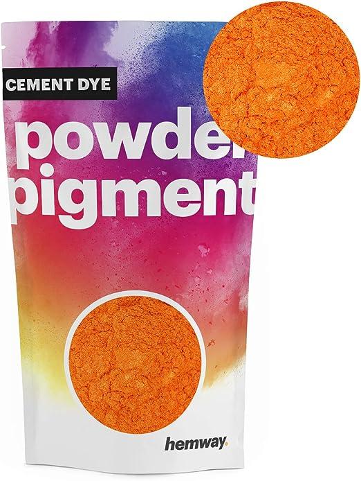 Pigments de coloration en poudre pour joint mortier//ciment//b/éton//enduit Hemway