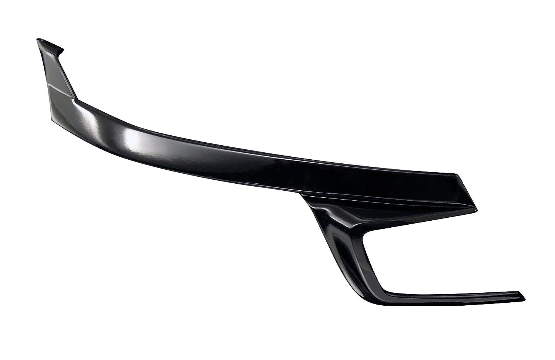 【ドレスアップ】 AMS LUXEST ZRR80 トヨタ VOXY アイライン 純正ブラック(202)塗装済み エアロ 国産正規品 簡単装着 貼るだけ 全グレード適合 ZS Z X ハイブリッド 2T73060P B00L4TJFO8