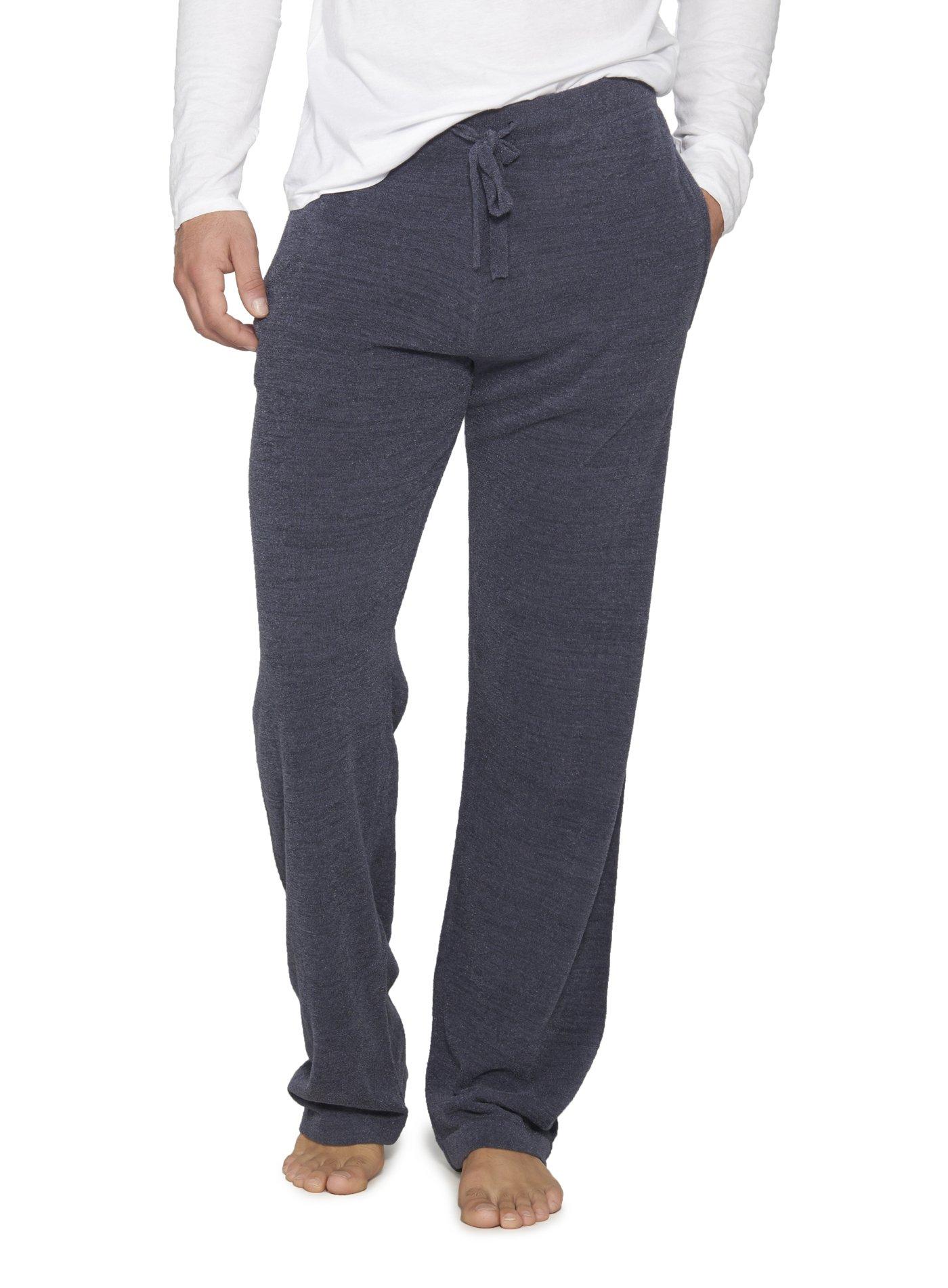 Barefoot Dreams CozyChic Ultra Lite Men's Lounge Pant - Carbon - Small