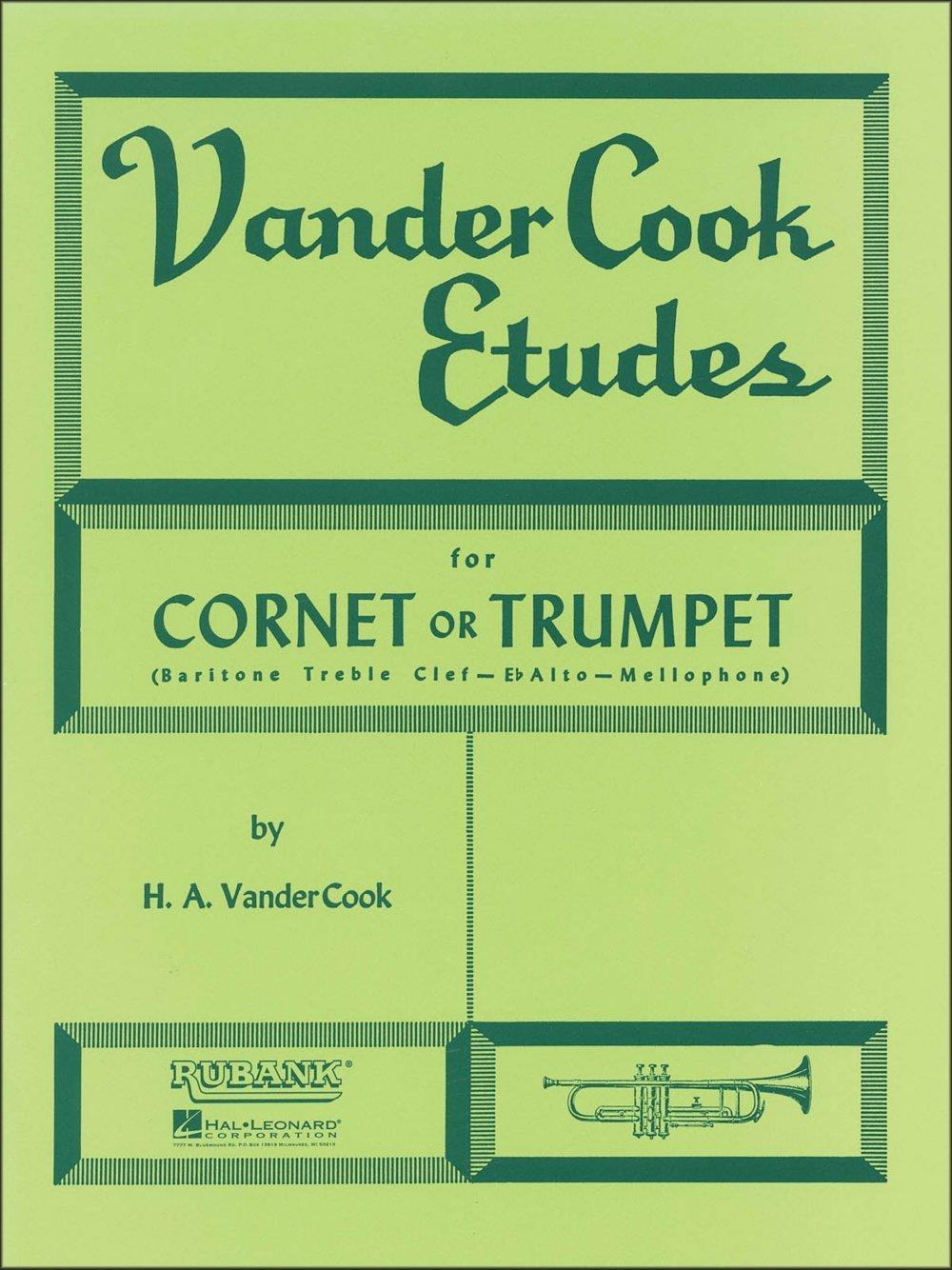 Hal Leonard Rubank Vandercook Etudes for Cornet Or Trumpet pdf