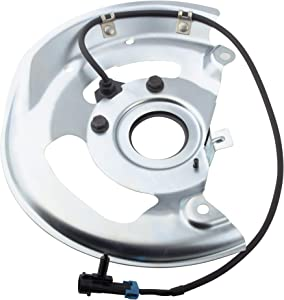 BOXI Front Right ABS Wheel Speed Sensor & Dust Shield for 95-97 Chevrolet Blazer /95-03 Chevy S10 GMC Sonoma /91-94 Chevy S10 Blazer /92-97 GMC Jimmy /1991 GMC S15 Jimmy (ONLY for RWD) SU12040 970-098