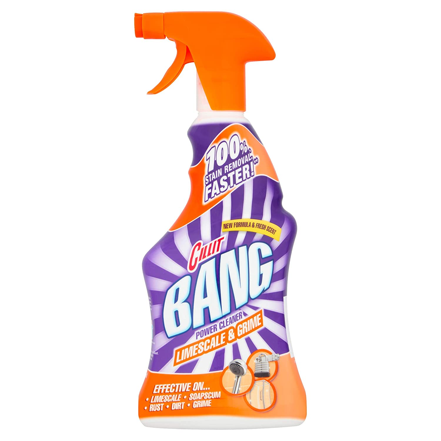 Cillit Bang Limescale and Grime 750ml, Pack of 3
