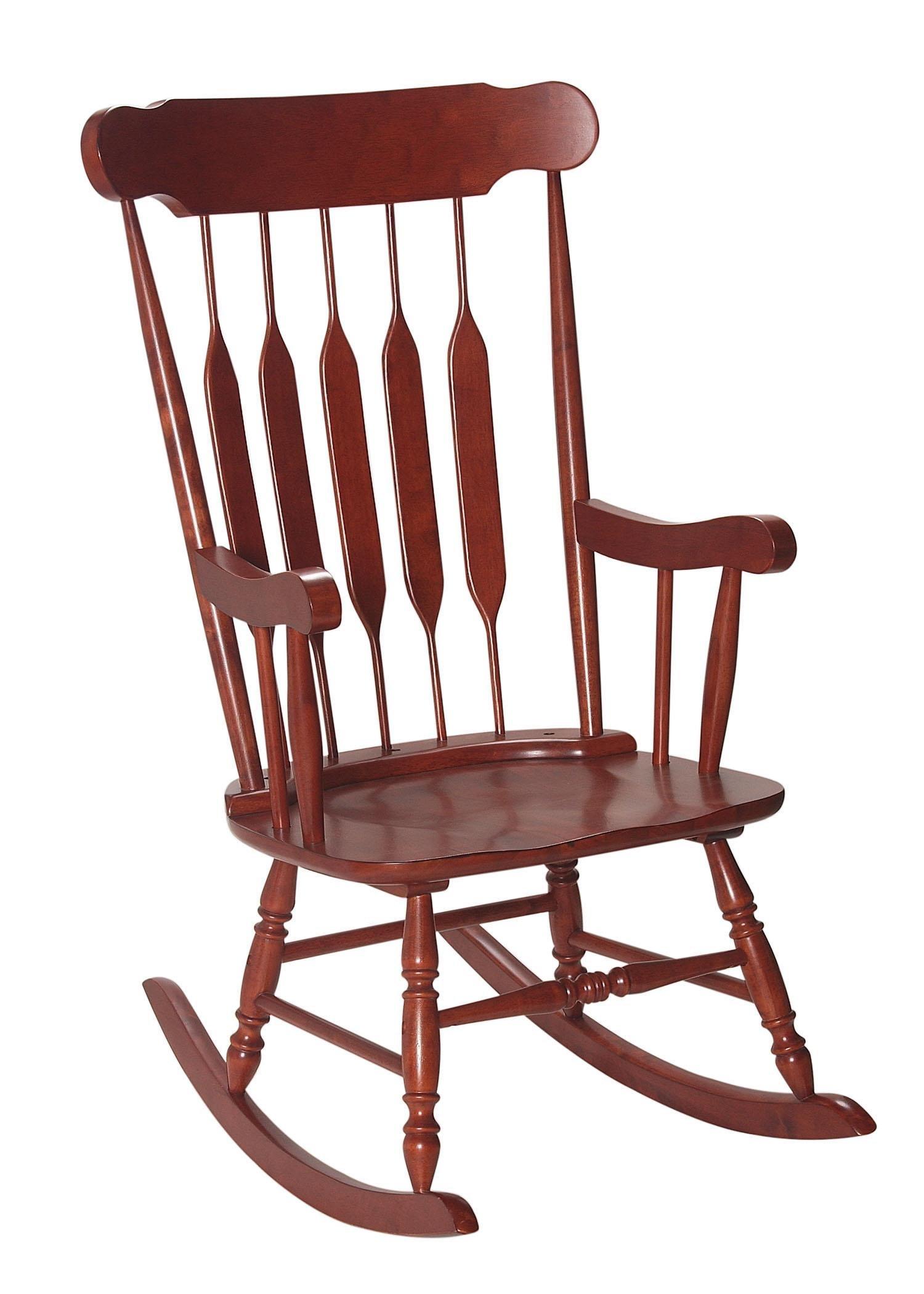 Giftmark 3800C Adult Rocking Chair - Cherry