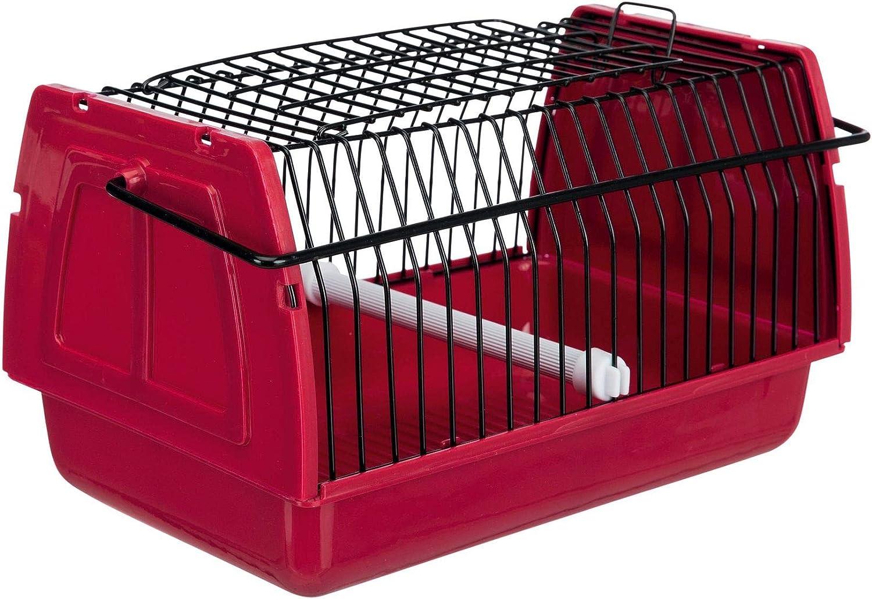 Transportin para roedores y pajaros TRIXIE 22x15x14 cm