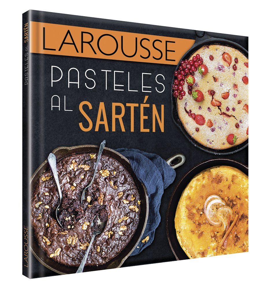 PASTELES AL SARTEN (Spanish) Hardcover – 2013