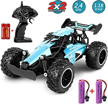 New Kids 1:22h Scale Remote Control Racing Full Function Toy Car UK Stock