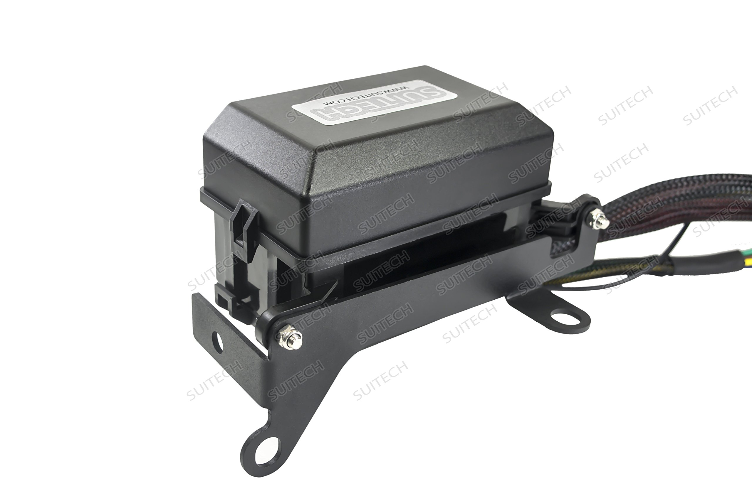 Jeep JK Control Box Electronic 6 Relay System Module Wiring