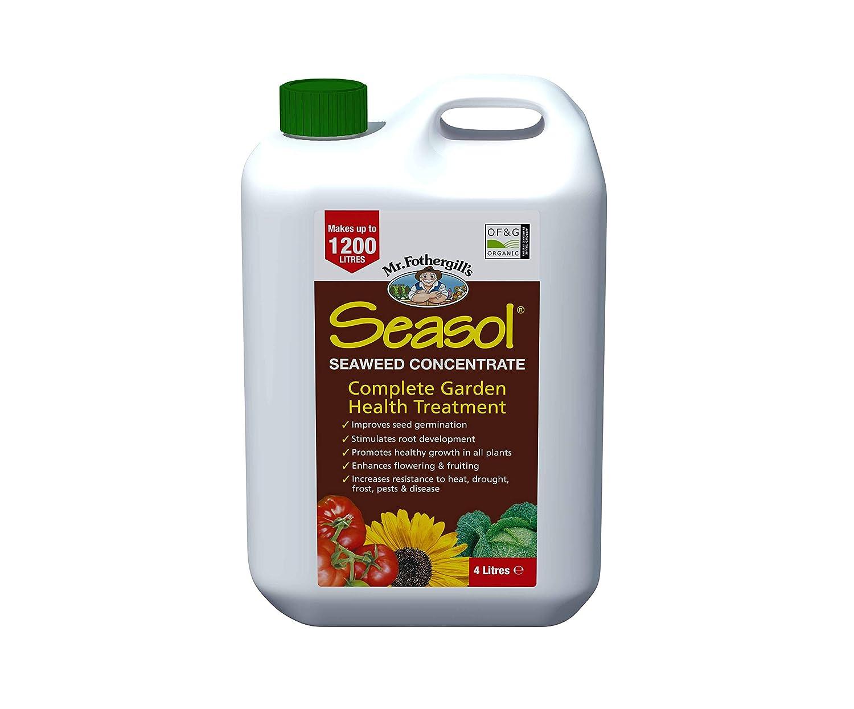 Mr Fothergills Seasol Seaweed Concentrate 4 litre (1)
