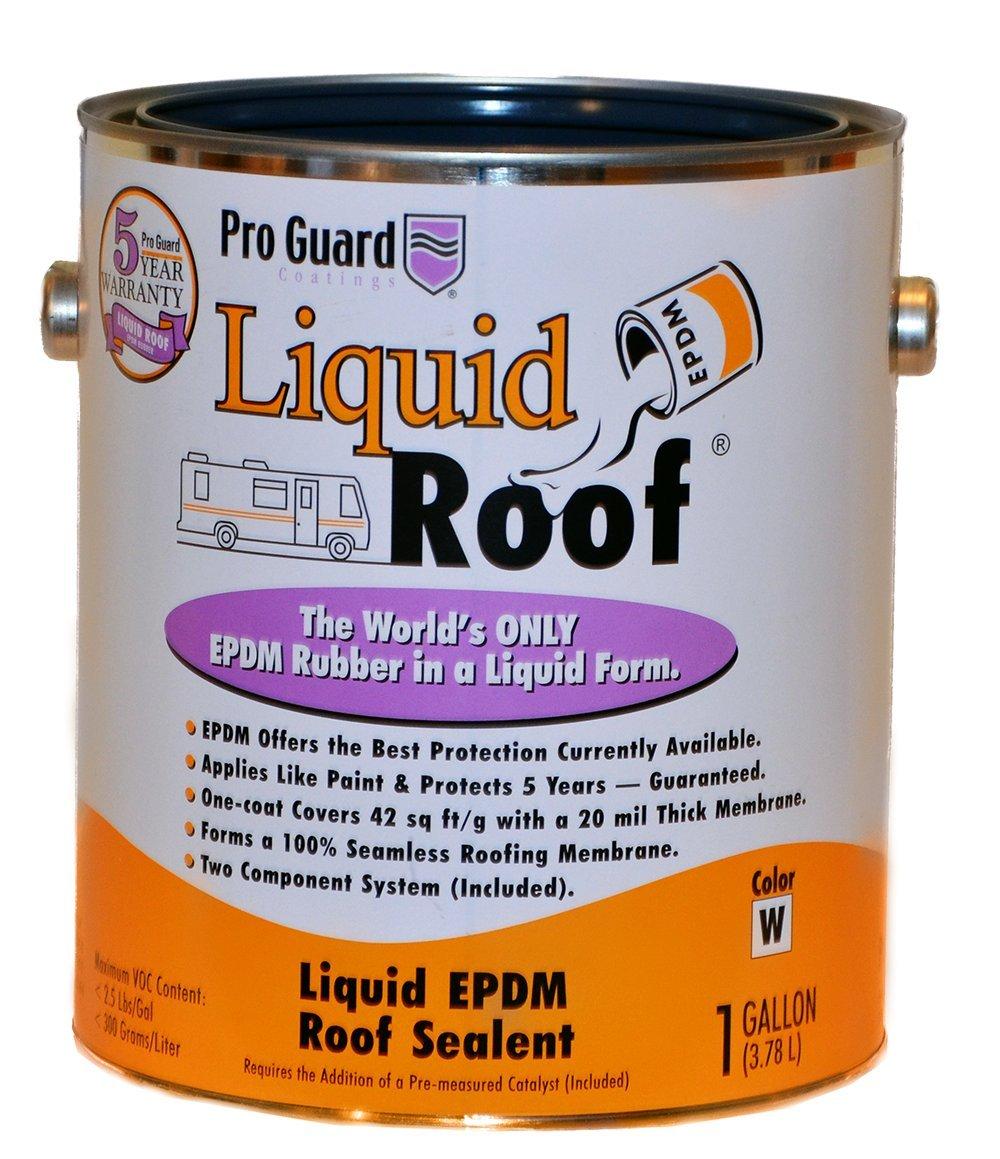 Amazon.com: Liquid Roof RV Roof Coating U0026 Repair 1 Gallon: Home Improvement