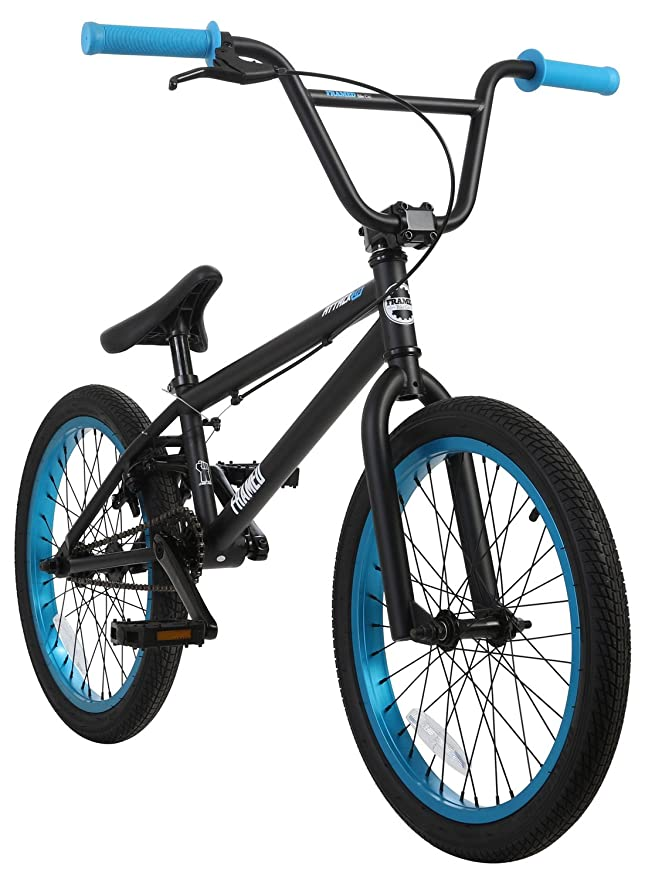 Enmarcado Attack bicicleta BMX para hombre: Amazon.es: Deportes y ...