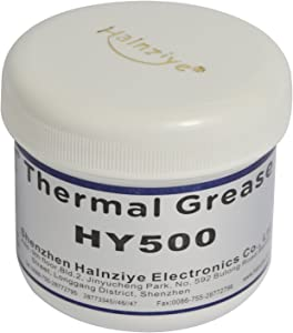 HALNZIYE HY500 100G tub / can NANO-CARBON Thermal CPU Paste Grease 1.93 W/m-k - high temperature resistant