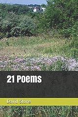 21 Poems Paperback