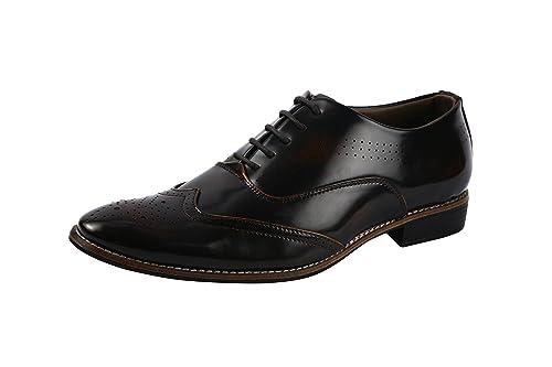 Bacca Bucci Men Brown Artificial Leather Boots 10 UK Hr2XZZ1Wzm