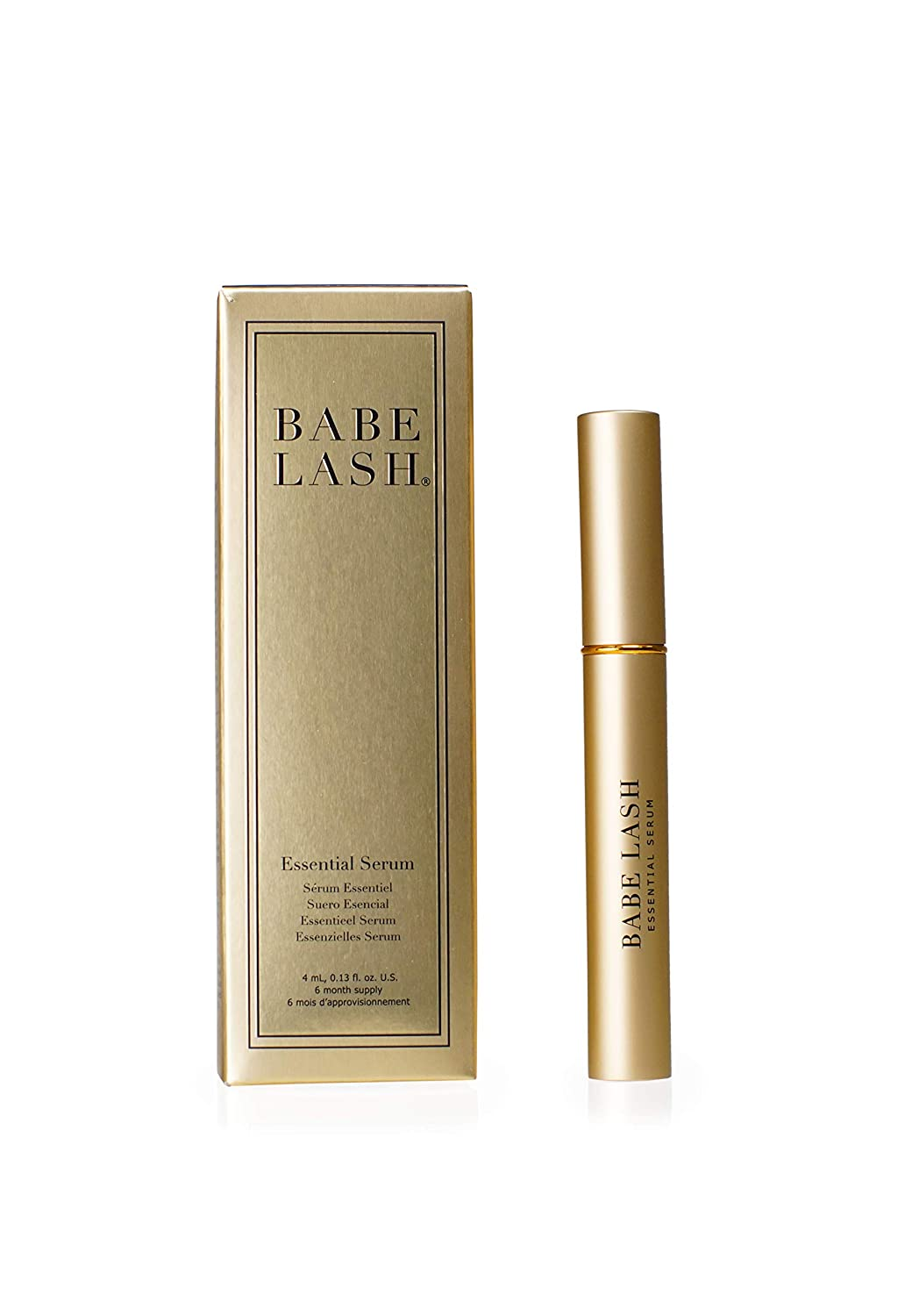 Amazon Babe Lash Eyelash Serum 4ml Powerful Brow Lash