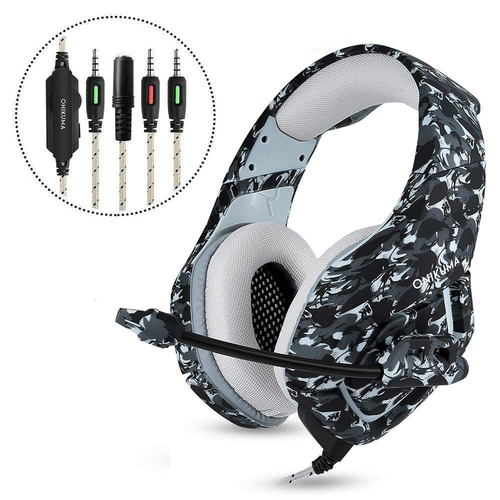 Accessories Aolvo ONIKUMA Gaming Headset 3 5mm Stereo