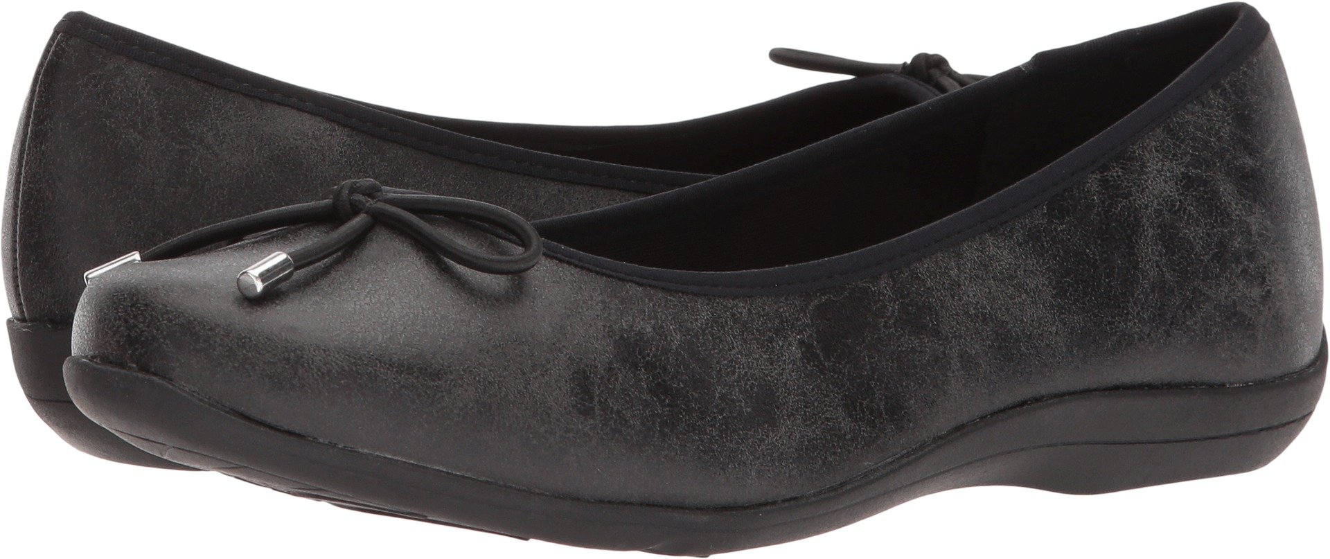 Soft Style by Hush Puppies Women's Heartbreaker Loafer, Black Eclipse, 08.0 M US