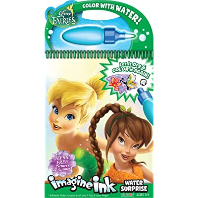 Bendon Disney Fairies Water Surprise Book: Toys & Games