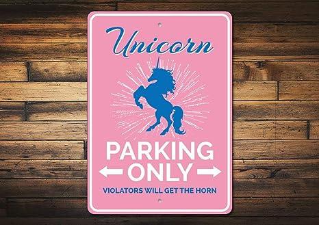 Dozili Cartel de Unicornio de Unicornio Regalo de Unicornio ...