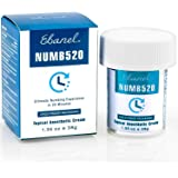 Numb 520 (1.35oz / 38g) Child-Resistant Cap 5% Lidocaine, Liposomal Technology for Deeper Penetration, Topical Numbing Cream, Local and Anorectal Discomfort