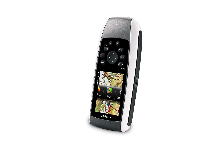 Garmin GPSMAP 78 - Navegador GPS con mapas mundiales integrados (010-00864-00): Amazon.es: Deportes y aire libre
