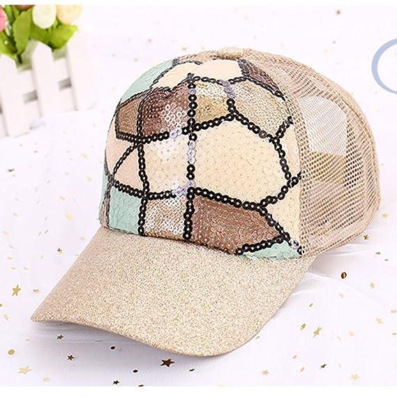 Rcool Gorras de béisbol Viseras Gorro de pescador Pamelas Sombreros Panamá,Sombrero floral al aire