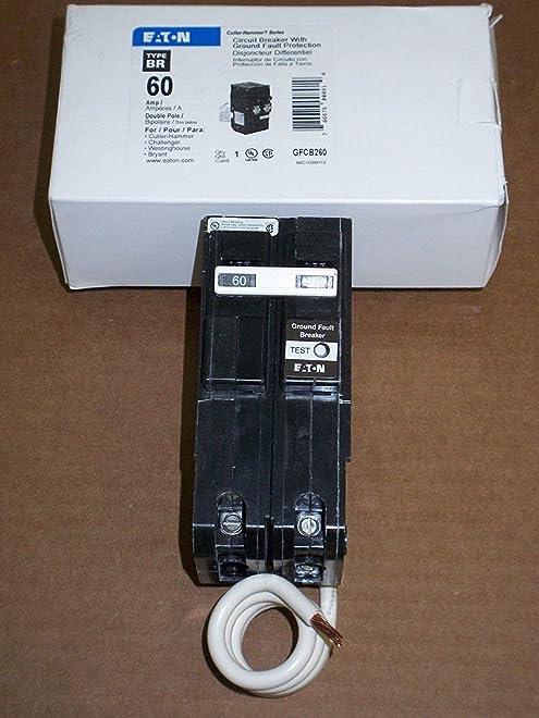 EATON CORPORATION GFCB260 Circuit Breaker