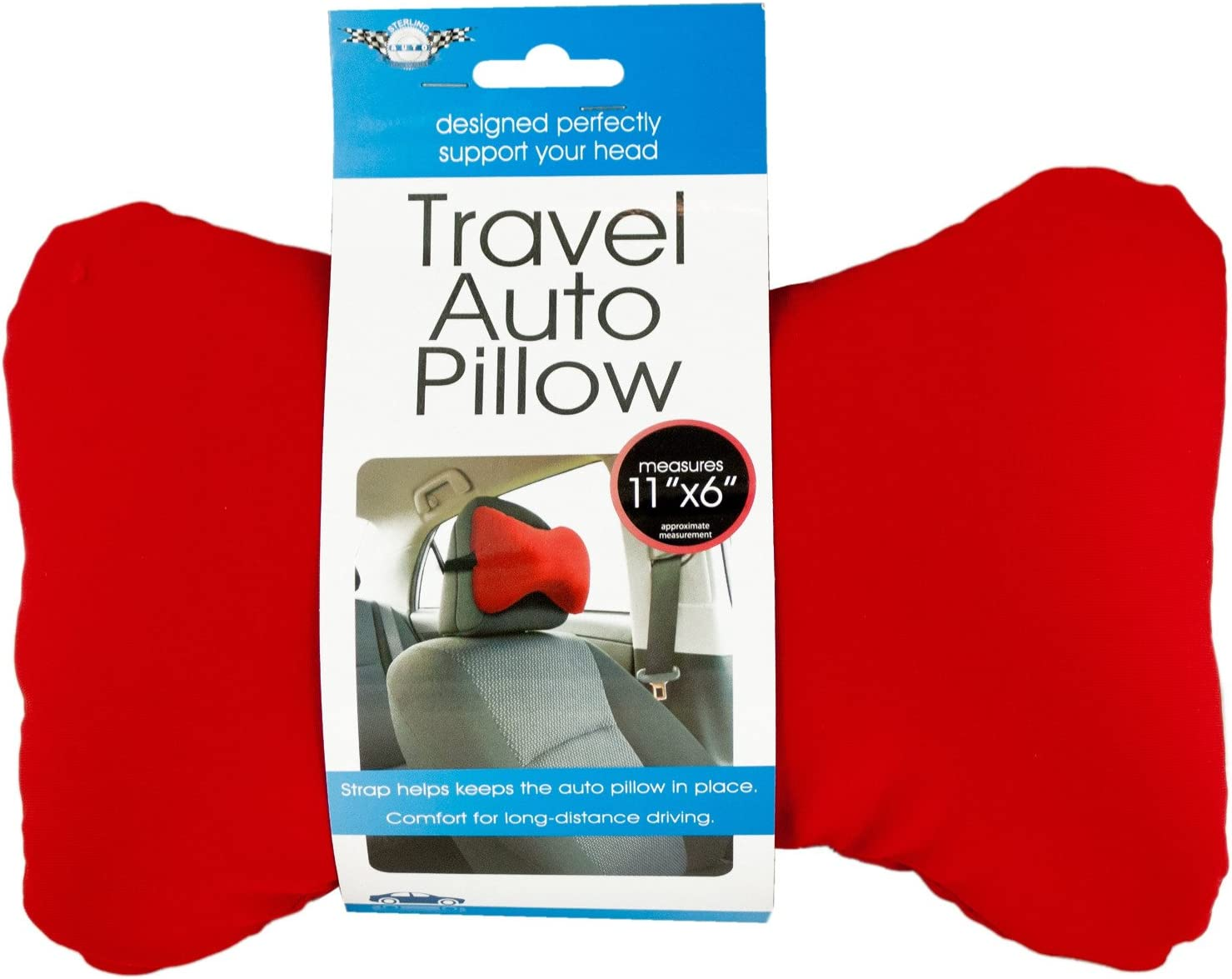 Kole Imports Travel Auto Pillow Strap OF434