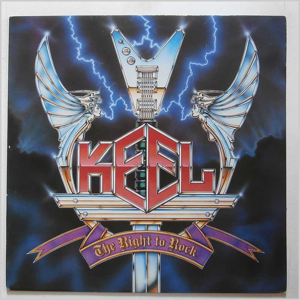 KEEL - THE RIGHT TO ROCK LP : KEEL: Amazon.es: Música
