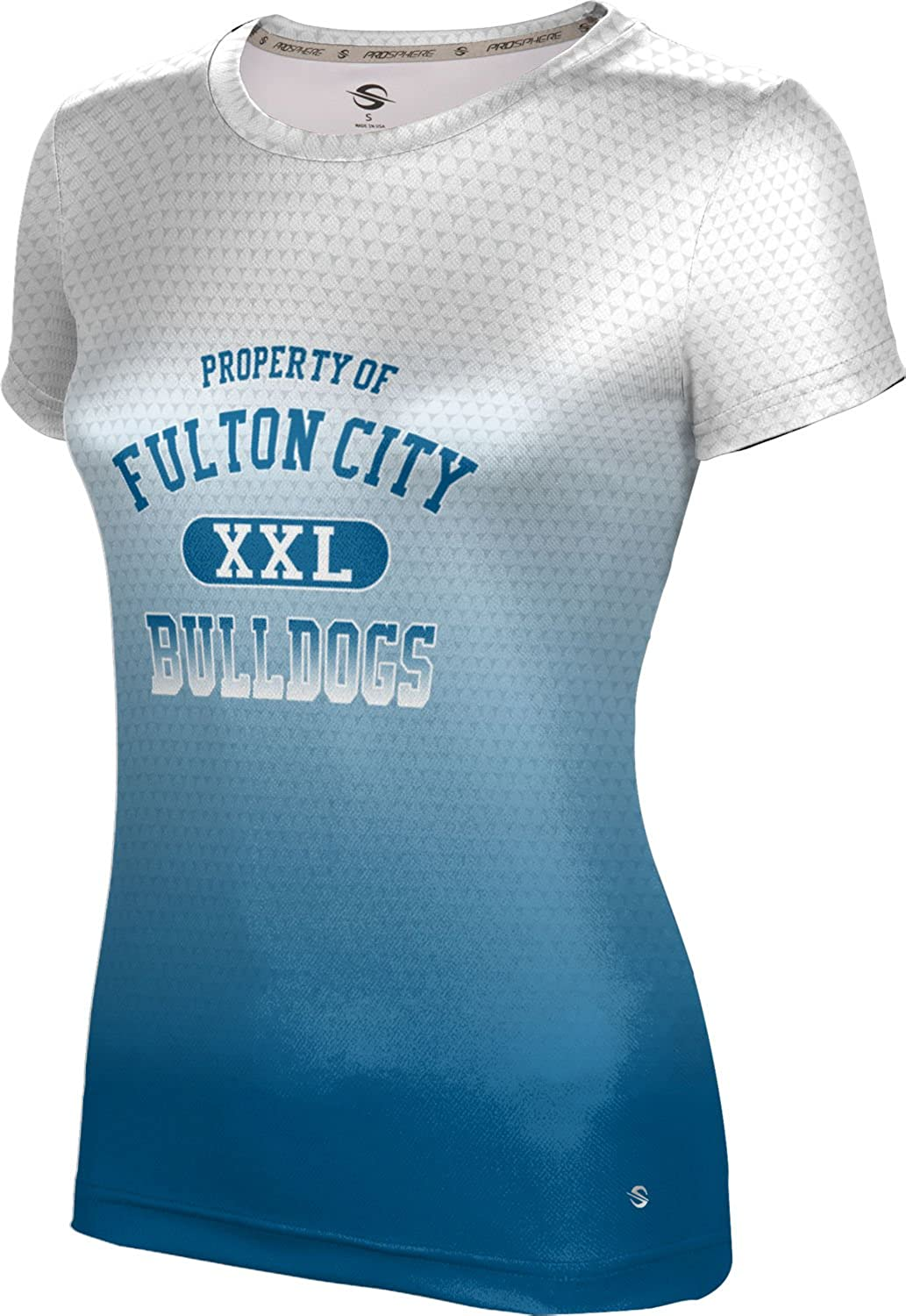 ProSphere Women's Fulton City High School Zoom Tech Tee