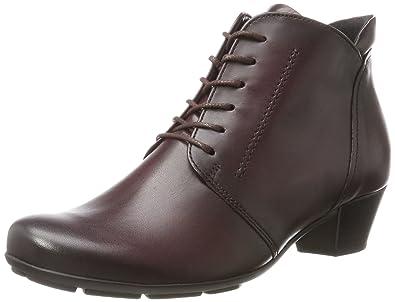 Gabor Shoes Damen Basic Stiefel, Rot (25 Wine (Effekt), 35.5 EU 9a4581b5ec