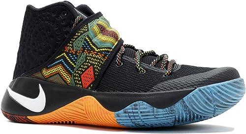 Nike Kyrie 2 BHM, Zapatillas de Baloncesto para Hombre, Negro, 47 ...