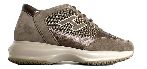 Hogan - Zapatillas para mujer beige TóRTOLA beige Size: 36: Amazon.es: Zapatos y complementos