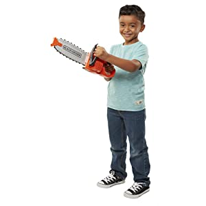Black & Decker Jr. Outdoor Tool Set - Chainsaw