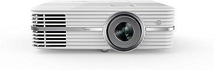 Opinión sobre Optoma UHD52ALV DLP- Proyector, blanco