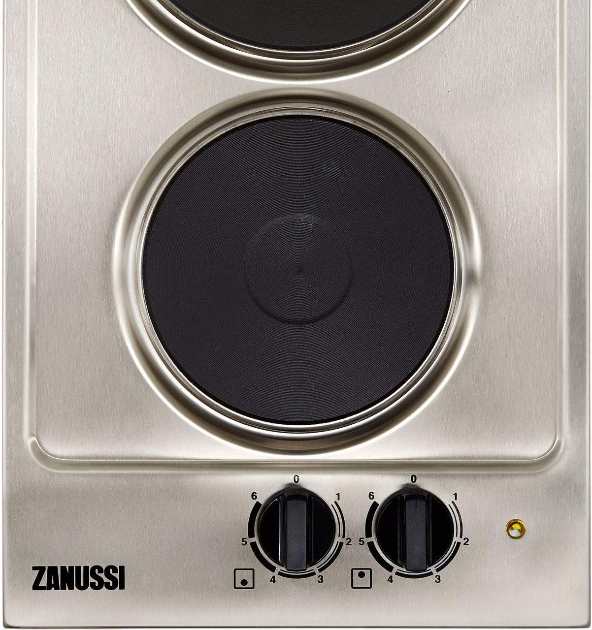 Stainless Steel Zanussi ZEE3922IXA  Hob
