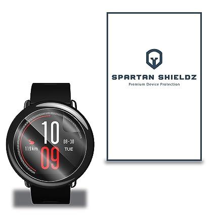 Amazon.com: 6 x – Spartan Escudo Premium HD Protector de ...