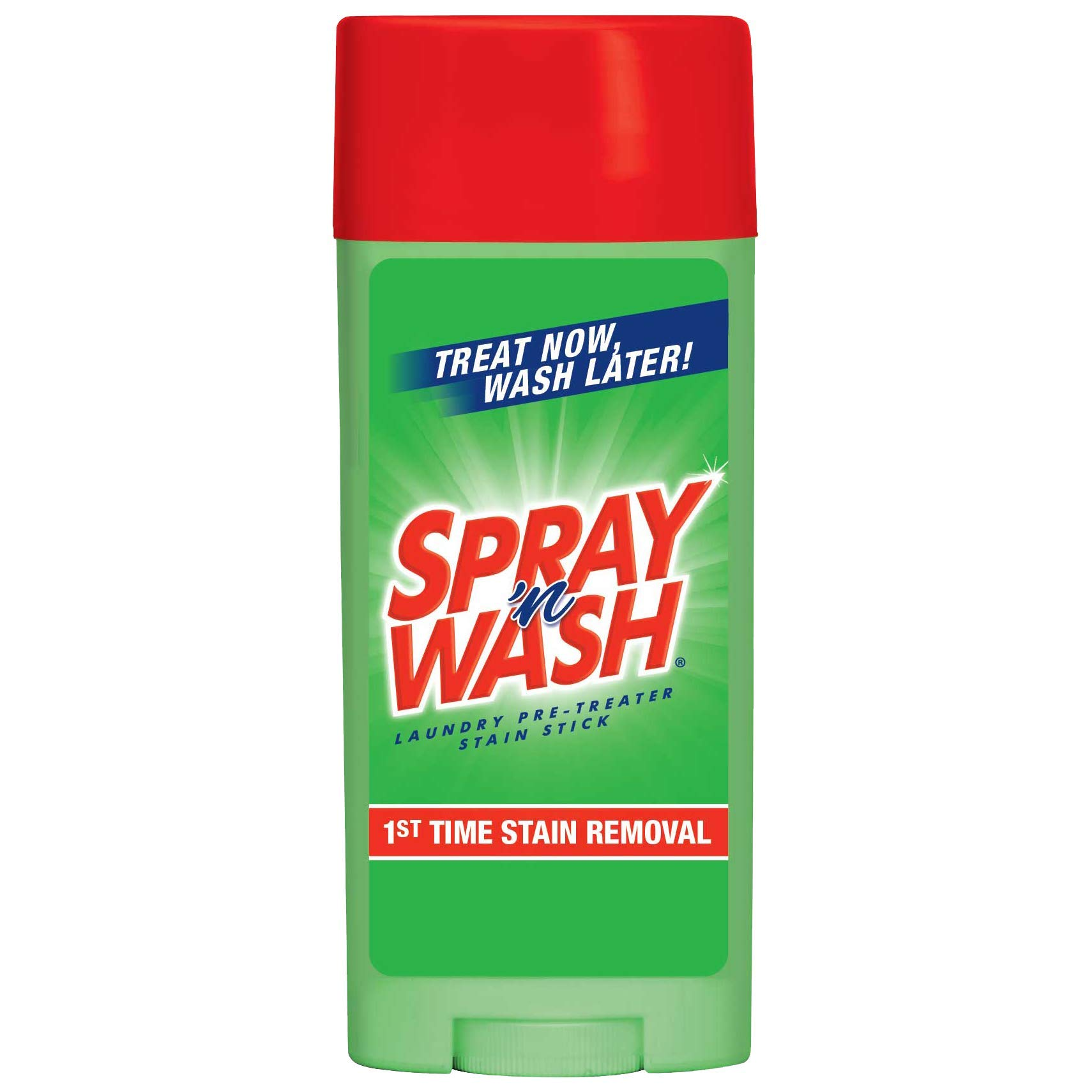 Spray N Wash, Pre Treat Laundry Stain Stick 3.0 Ounces (Pack of 7)