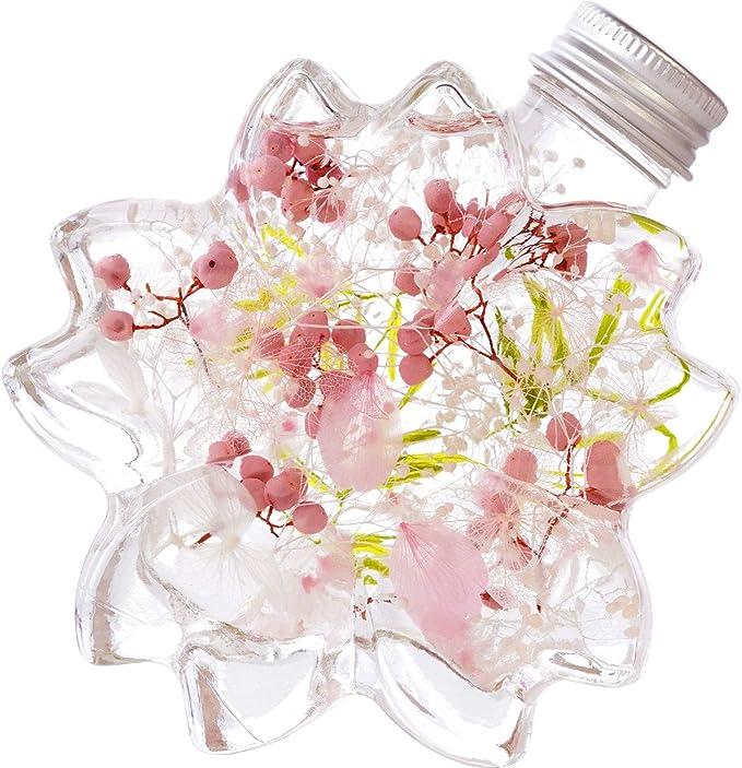 花まりか サクラノカタチ ハーバリウム