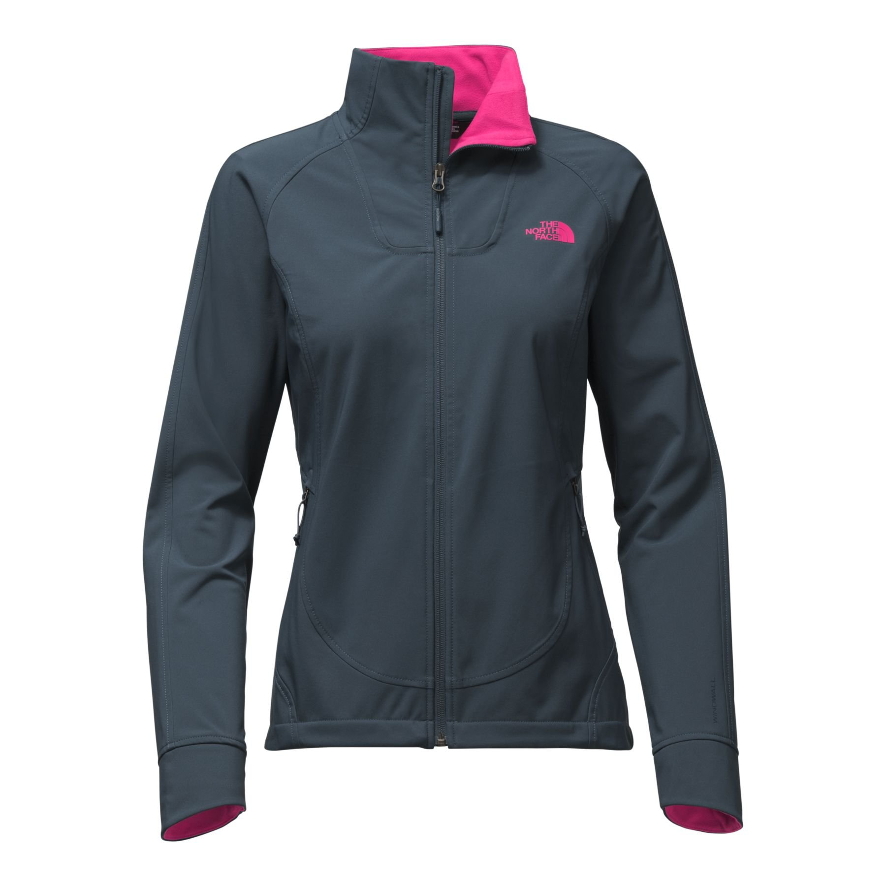The North Face Women's Apex Byder Softshell - Ink Blue - XS (Past Season)