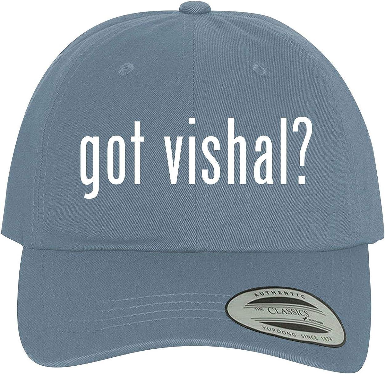 Comfortable Dad Hat Baseball Cap BH Cool Designs got Vishal?