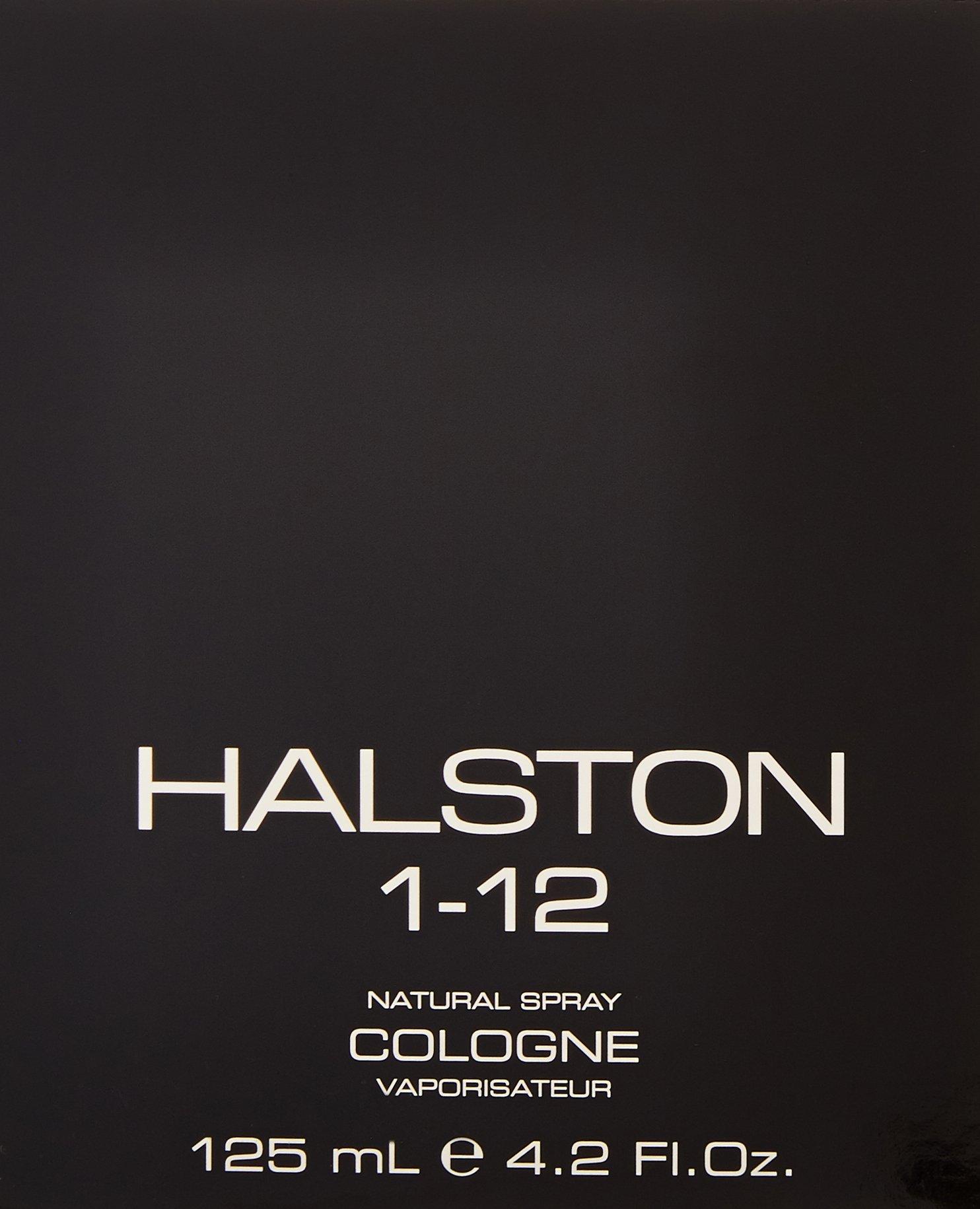 Halston 1-12 by Halston for Men 4.2 oz Cologne Spray by Halston (Image #3)