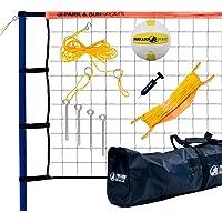 Park & Sun Sports Spiker Sport: Portable Outdoor Volleyball Net System