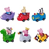 Peppa Pig Mini Buggies 6 Pack