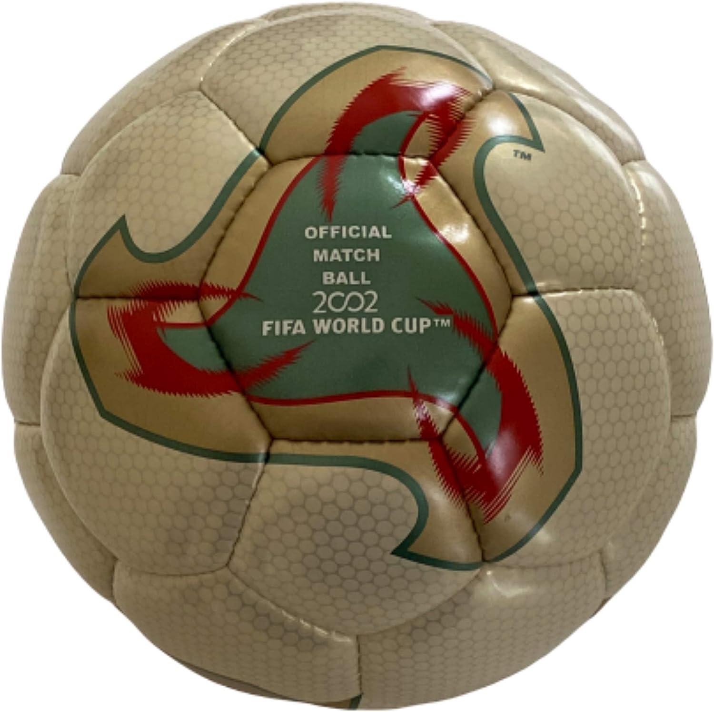 Fructífero Túnica espíritu  Adidas Fevernova FIFA-WM 2002 - Balón de fútbol del Mundial de Japón y Corea  del Sur: Amazon.es: Deportes y aire libre