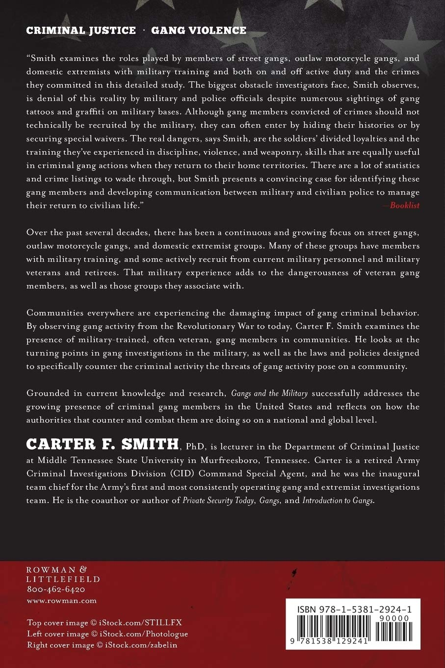 Gangs and the Military: Gangsters, Bikers, and Terrorists ...