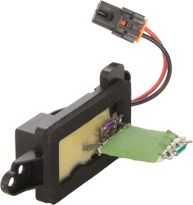 ACDelco 22807123 Blower Motor Resistor GM 22807123