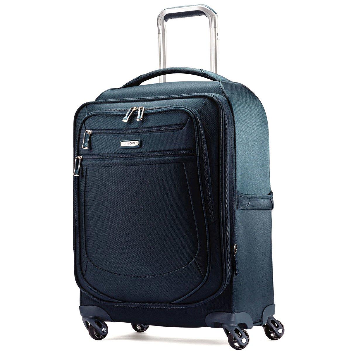 Samsonite Mightlight 2 Softside Spinner 21 Suitcases, Majolica Blue by Samsonite