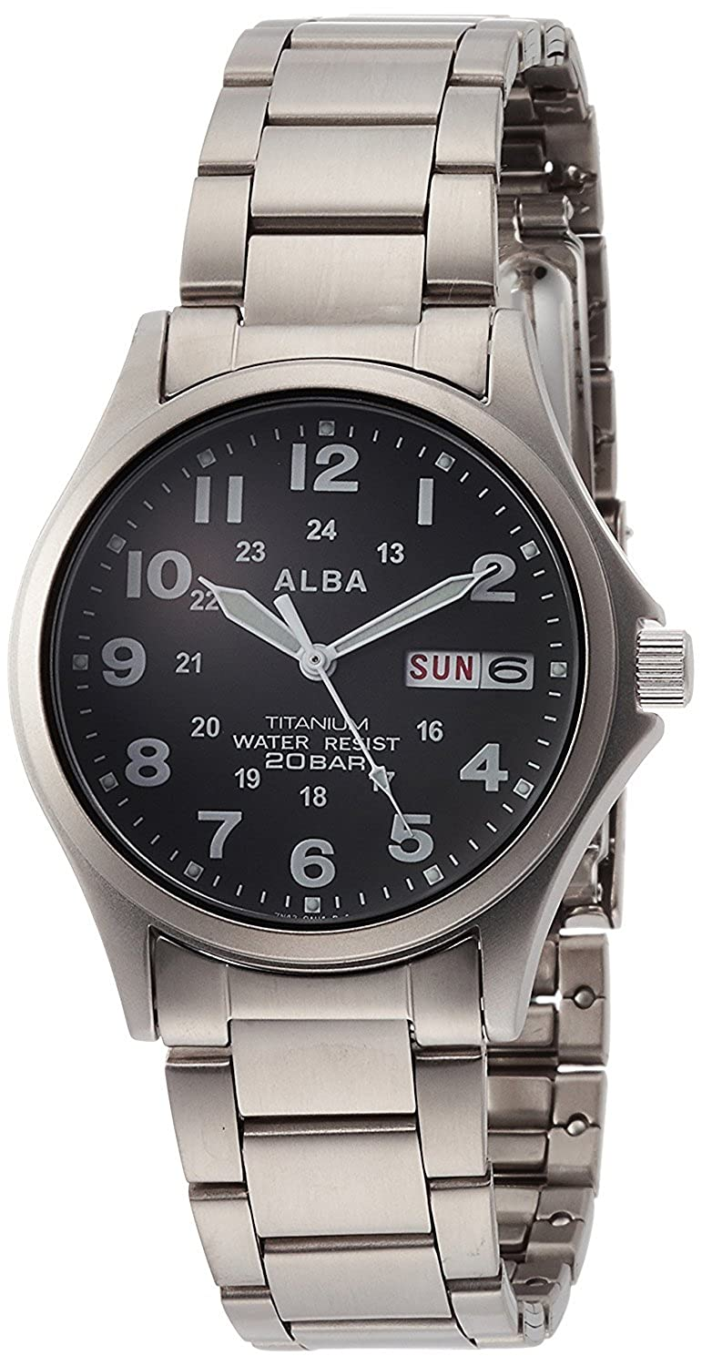 Alba Watch Military Apbt207 Mens Watches