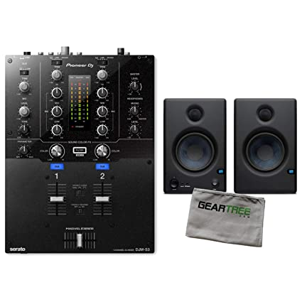 Amazon com: Pioneer DJ DJM-S3 2-Channel Serato DJ Battle